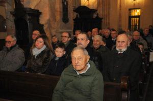 Jubileusz XXV lat Stowarzyszenia Wychowanków Szkól Zakonu Pijarów. fot. red.  Adam Wojnar.