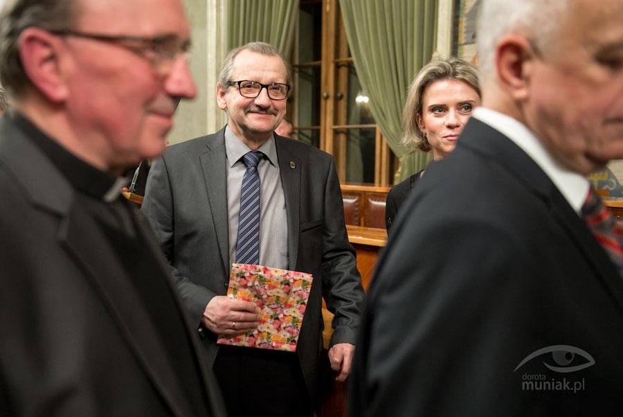 Jubileusz XXV lat Stowarzyszenia Wychowanków Szkól Zakonu Pijarów. fot. D. Muniak.