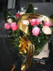 Pogrzeb kol. Adama Starnawskiego – 05.01.2012