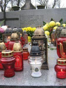 Światełko Pamięci – Wszystkich Świętych 2013