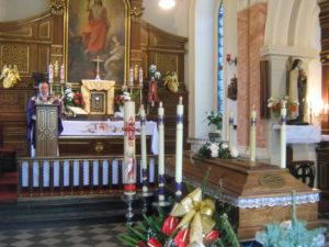 Pogrzeb kol. Józefa Cywirskiego