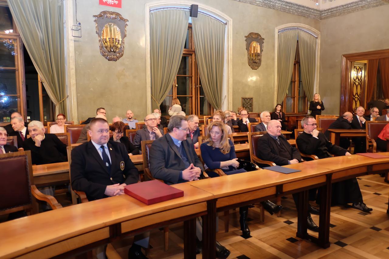 Jubileusz XXV lat Stowarzyszenia Wychowanków Szkól Zakonu Pijarów. fot. red. M. Satała