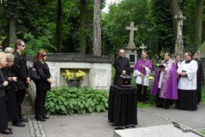Pogrzeb kol. Kazimierza Fuchsy – 30.06.2011